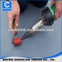 Matériau de toit en carport imperméable en PVC PVC 2.0 mm