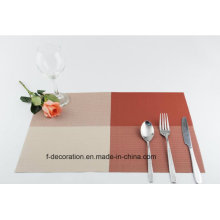 Dining Restaurant Table Woven PVC Mats