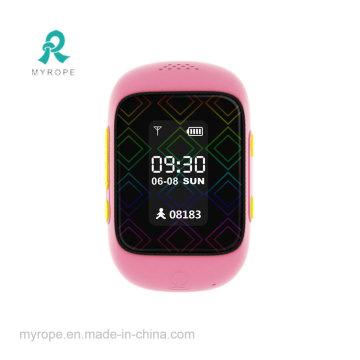 Le plus récent Smart Watch Phone avec une application pour Android et iPhone