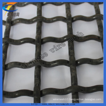 Galvanized Crimped Square Weaving Wire Mesh