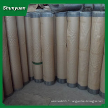 Meilleur prix du maillage expansé en aluminium avec le certificat ISO 9001