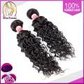 Бесплатные Образцы Человеческих Волос Плетеный Bun Шиньоны Для Чернокожих Женщин