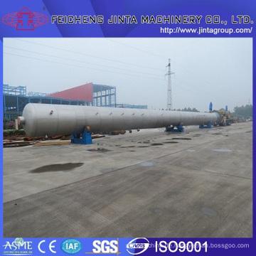 Destillation Machinery Spalte Tower Dehydration Spalte für Verkauf Made in China