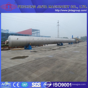 Distillation Machinery Column Tower Dehydration Column for Sale Made in China