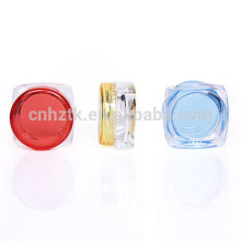 3g Plastic Jar Cosmetics Bottles, Eye Shadow Box