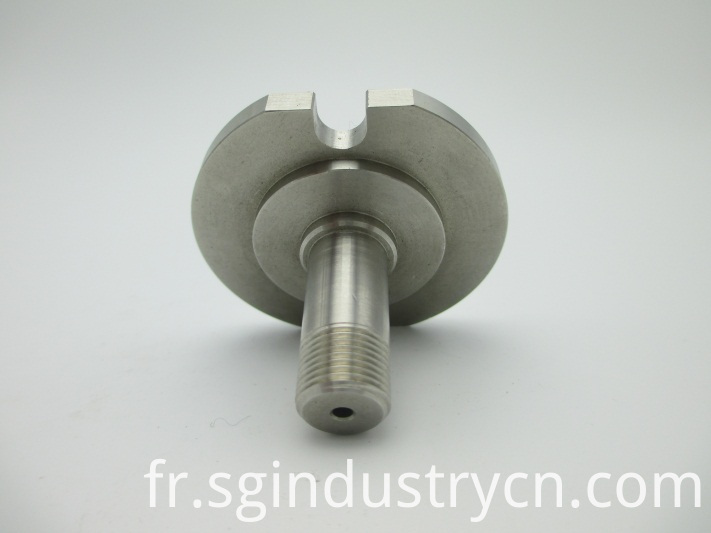 High Precision Cnc Machine Parts