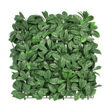 12 pieces 50 x 50 cm SUNWING wholesale fresh PE uv artificial green wall for outdoor use