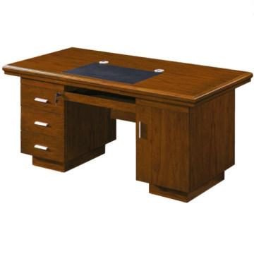 Preço barato mesa de escritório de madeira moderna mesa de escritório padrão de escritório