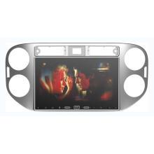 Yessun 10,2 polegadas Android carro DVD GPS para VW Tiguan