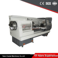 CNC Pipe Threader Electric Pipe Threading Lathe QK1322