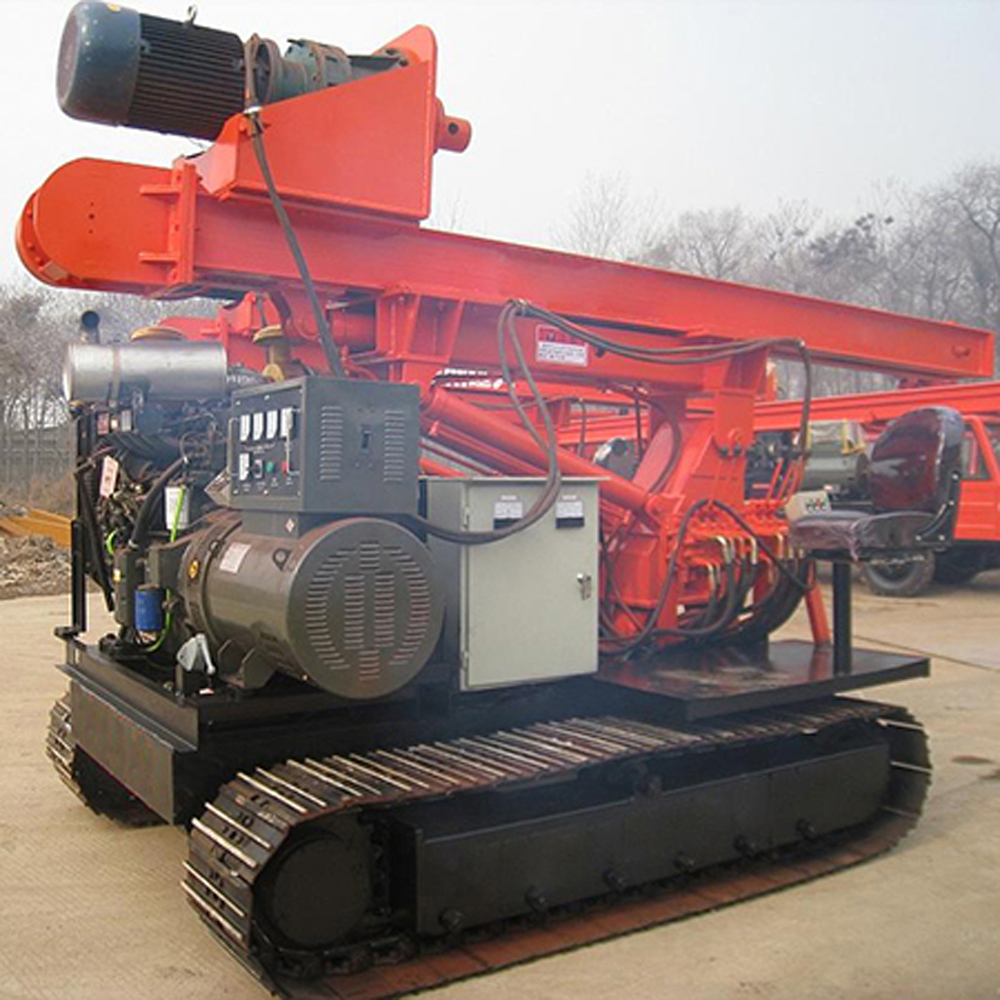 Mini Pile Driving Equipment