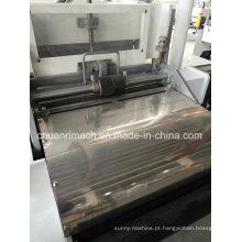 Material de Sheilding eletrônico, placa do refletor do converso do LCD, alta velocidade, máquina cortando de Trepanning