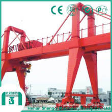 Mobile Double Girder Gantry Crane