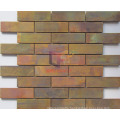 Strip Professional Copper Mosaic Tile (CFM942)