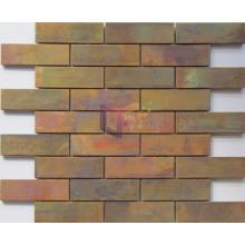 Strip Professional Copper Mosaic Tile (CFM942)