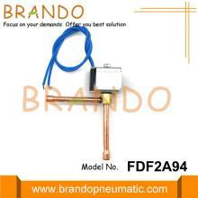 Válvula solenoide NC 1/4 '' AC220V FDF2A94 tipo SANHUA