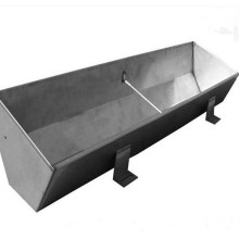Livestock Feeding Trough Cattle Crib Metal Manger
