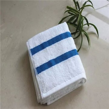 100%cotton hotel cotton colored dobby towel set
