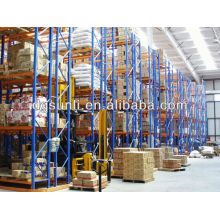 Prateleira de armazenamento industrial VNA / cremalheira do armazenamento VNA