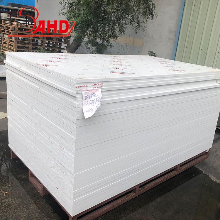 Solid Polyethylene Cutting Board