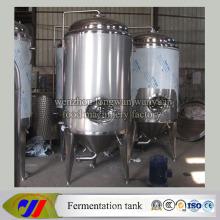 Cilindro de fermentación de acero inoxidable