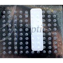Dia. Lentille en verre demi-boule de 1.8mm K9 verre-sur-étagère pour le couplage de fibre de Chine