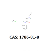 ODM for Tetracaine Anesthetic Drug Prilocaine hcl api Prilocaine hcl intermediate cas 1786-81-8 supply to Cook Islands Suppliers