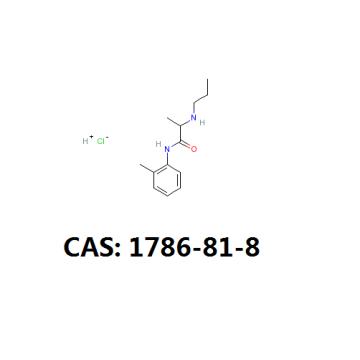 Prilocaine hcl api Prilocaine hcl intermediate cas 1786-81-8