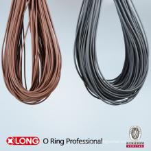 Cuerda NBR de color marrón con alto rendimiento