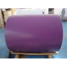 Bobina de alumínio revestida, bobina de alumínio do revestimento da cor