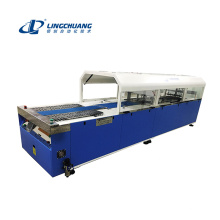 Máquina dobrável para embalagem de roupas de banho Lingchuang 5201