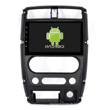 Oktakern! Auto-DVD Android 8.1 für Jimny mit 9 Zoll kapazitivem Schirm / GPS / Spiegel-Verbindung / DVR / TPMS / OBD2 / WIFI / 4G