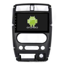 ¡Ocho nucleos! DVD del coche de Android 8.1 para Jimny con la pantalla capacitiva de 9 pulgadas / GPS / Mirror Link / DVR / TPMS / OBD2 / WIFI / 4G
