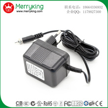 230V to 6V 500mA AC-DC Linear Adapter with Ce GS