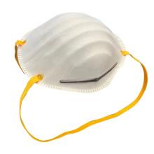 Masque de coupe avec bandeau confortable GB2626-2006 Masque de protection facial en forme de coupe KN95