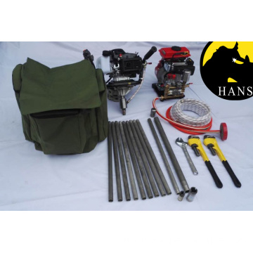 Shaw Backpack Portable Core Drill Equipments