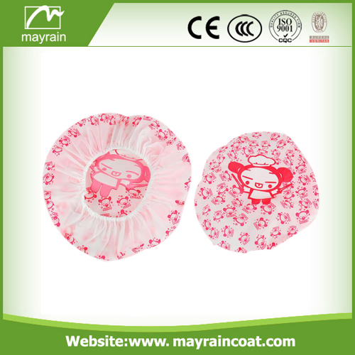 Customized Printing Shower Cap
