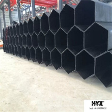 Wet Electrostatic Precipitator Tube with Hexagonal Shape