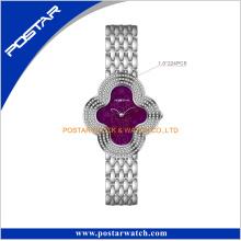 Novo Premium Elegance Diamond relógios de pulso para senhoras
