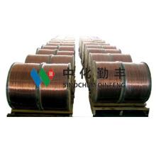 Cobre Clad Al & Mg Wire (CCAM-15h / 15a)