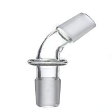 Adaptador de vidrio macho a macho para fumar tabaco (ES-AC-021)