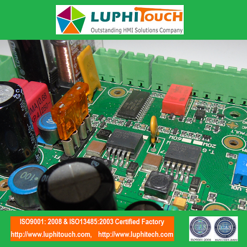 Industrial Computer Function Controlling Main Board PCBA 5