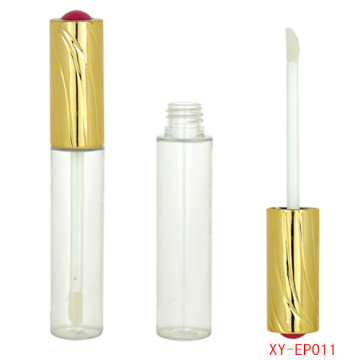 Beautiful Red Diamond Cosmetic Lipgloss Bottle