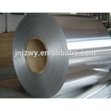 Top grade most popular aluminium foil coil jumbo roll