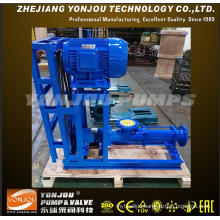 Mono Single Screw Pump (G)