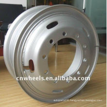 Heavy duty truck rims 8.0-20,8.5-20