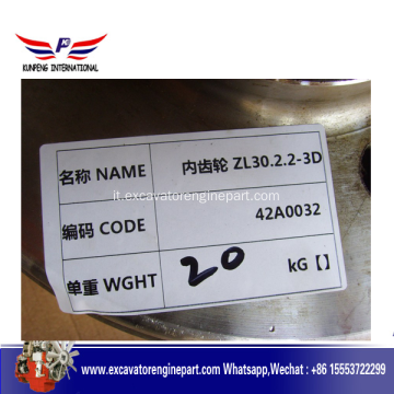 XGMA Loader Spare Parts Gear Ring 42A0032