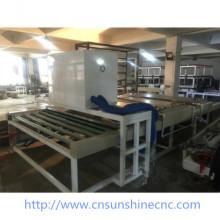 Tempering Glass Washing & Drying Machine