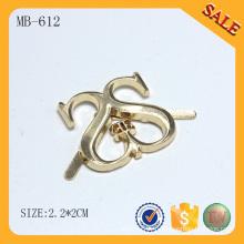 MB612 2016 Accessoires de sacs plaques métalliques