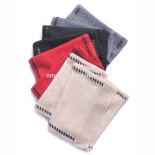 Hersteller der Inneren Mongolei mischen gesponnenen Kaschmirschal SCI0033 Männer Frauen allgemeiner Herbstwinter warmer Schal